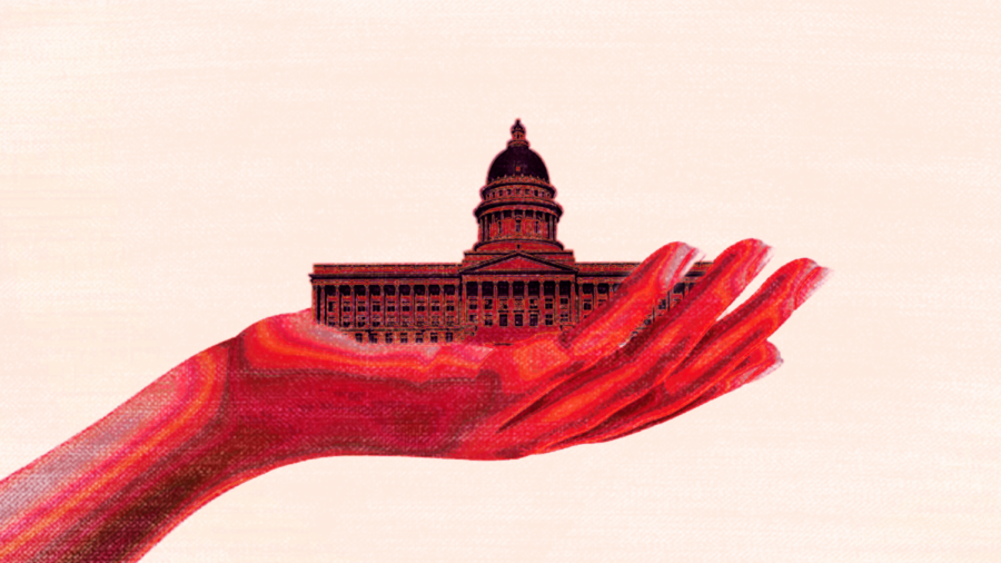 (Graphic by Piper Armstrong | The Daily Utah Chronicle)