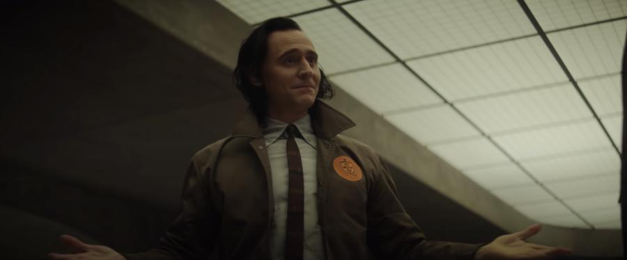 Screenshot from Marvel Studios Loki official trailer on Disney+.(Courtesy Marvel Entertainment)