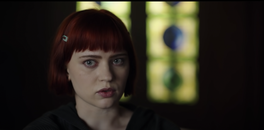 Sierra McCormick in the trailer for American Horror Stories. (Courtesy FX Networks YouTube)