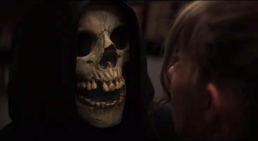 Screenshot from Fear Street. (Courtesy Netflix)