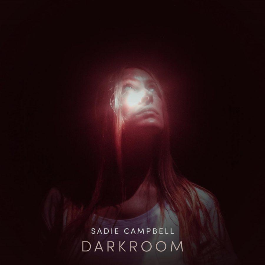 Darkroom album cover. (Courtesy Sadie Campbell)