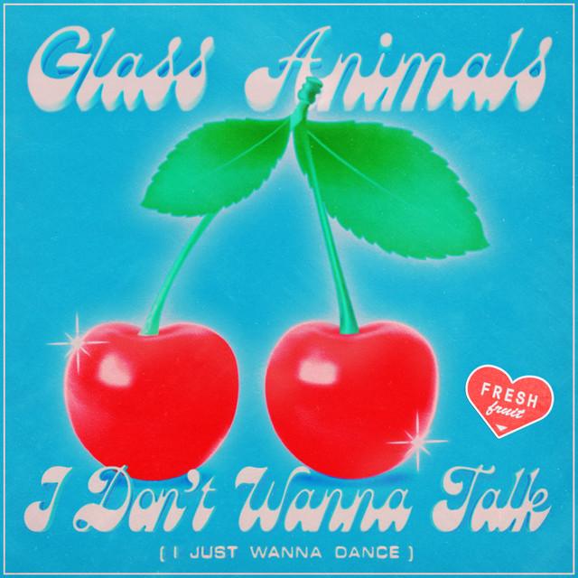 IDWTIJWD single cover art. (Courtesy Glass Animals via Twitter)
