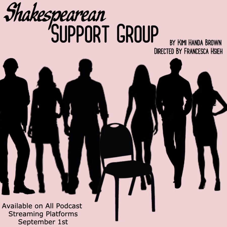 Shakespearean Support Group Promo Image.(Courtesy Standby For Places Podcast)
