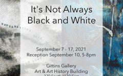 Sandy Brunvand Exhibition poster .(Courtesy University of Utah Department of Art & Art History)