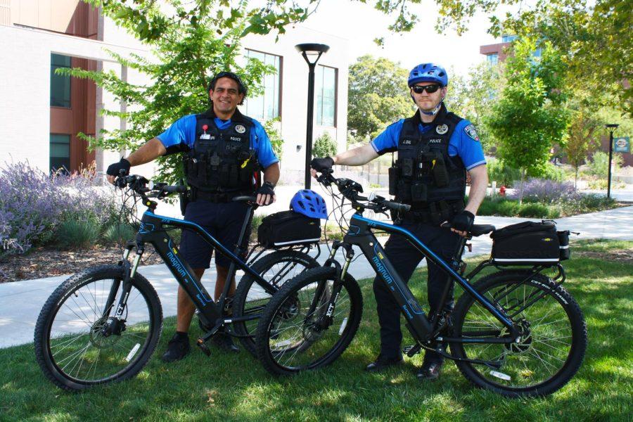 (Photo courtesy of the University of Utah Police)