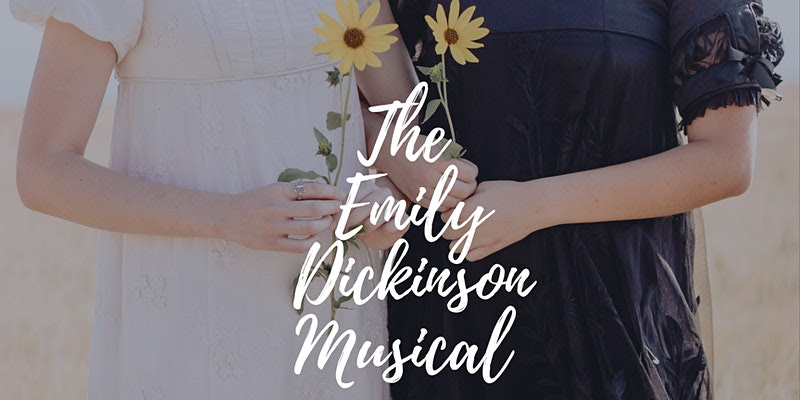 Mariah Stanelle and Eva Merrill for The Emily Dickinson Musical. (Courtesy Open Door Productions)