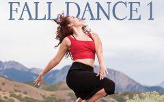 Fall Dance 1 promotional image. (Courtesy University of Utah School of Dance)