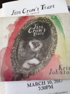 'Jim Crow's Tears' (review)