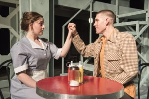 Student Actors Try New Skills in 'Dogfight'