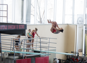 Swim and Dive: Utes Finish Strong at Air Force Diving Invitational