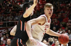 Runnin' Utes' Free Throw Shooting Still Not Up to Par