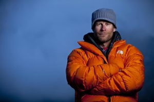 Climber Conrad Anker to Take on Commencement Podium