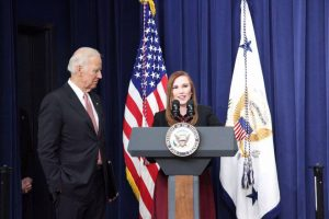 U Student Introduces Vice President Joe Biden At White House Summit on Campus Sexual Assault