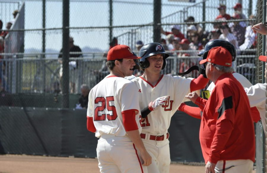 Baseball: Utes Win First Home Series