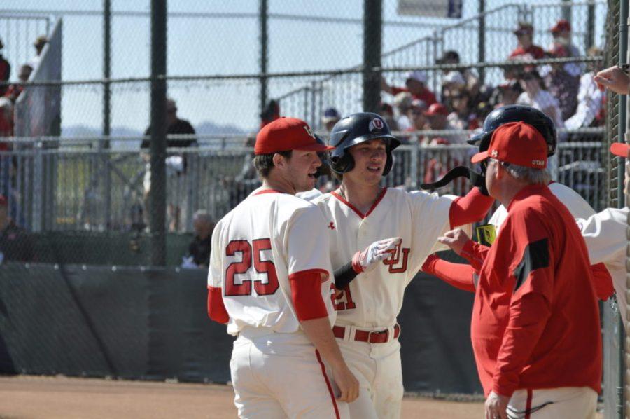 Baseball: Utes on the Road for UTSA Series