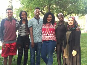 """""""We Are Here"""": Black Identity and the Black Student Union"""