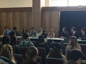 Candidates Discuss Student Inclusion at First ASUU Debate