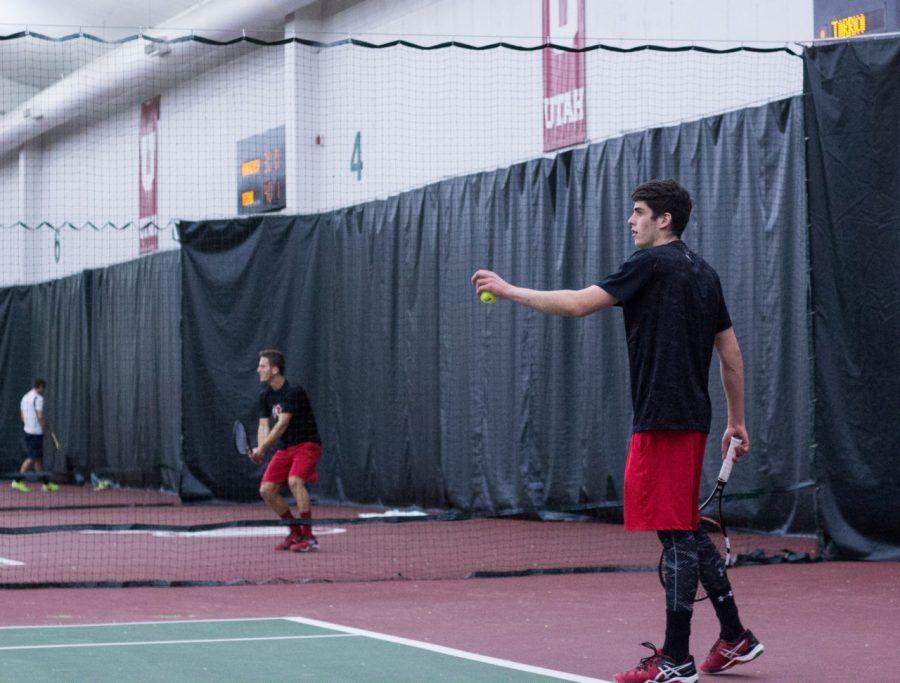Men%27s+Tennis%3A+Utah+Seeks+Revenge+Against+BYU