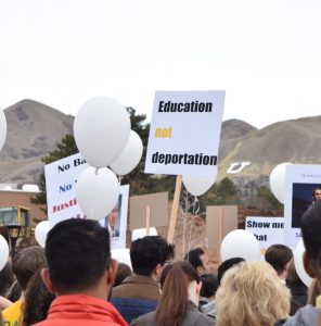 'Academics United' at University of Utah Voice Opposition to Immigration Ban