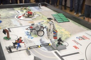 FIRST Lego League Empowers Students Through Play
