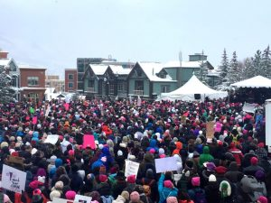 Students Join Celebrities, Film-makers in Park City to Decry President Trump