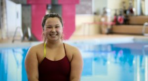 Swim & Dive: Love is in the Water