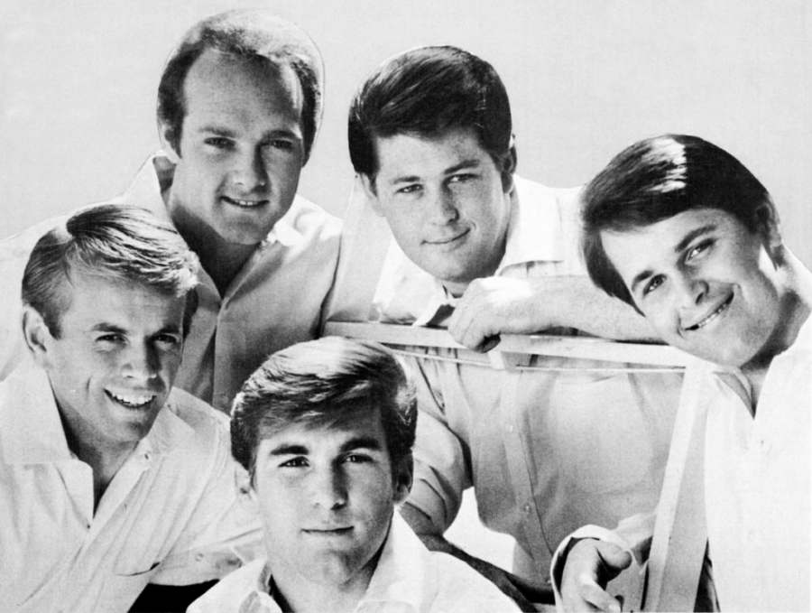 Art from the Attic: Ringing in Spring Break with The Beach Boys