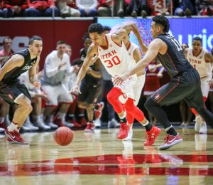Runnin' Utes Prepping for Vegas