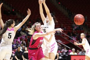 Women's Basketball: Utes Fall in NIT