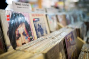 Art from the Attic: Record Store Round-Up