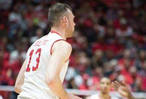 Collette's Status Questionable, Utes Gearing Up for Oregon