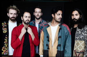 Young the Giant: 'Home of the Strange' Tour
